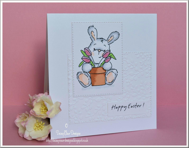 Easter, Spring, Bunny, CAS