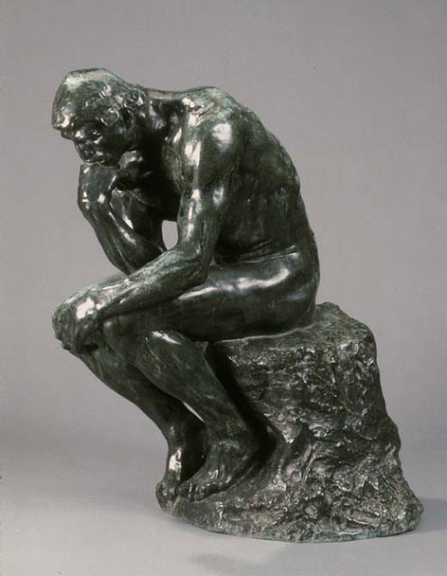 Auguste Rodin The Thinker
