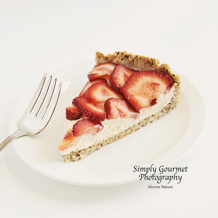 Simply Gourmet: Strawberry Mascarpone Tart
