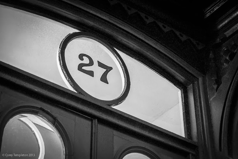 Number 27 Portland, Maine Pine Street photo by Corey Templeton