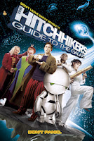 the hitchhiker's guide to the galaxy by garth jennings