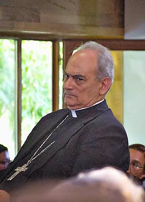Mons Marcelo Sánchez Sorondo, chanceler das Pontifícias Academias de Ciências foi o anfitrião do workshop