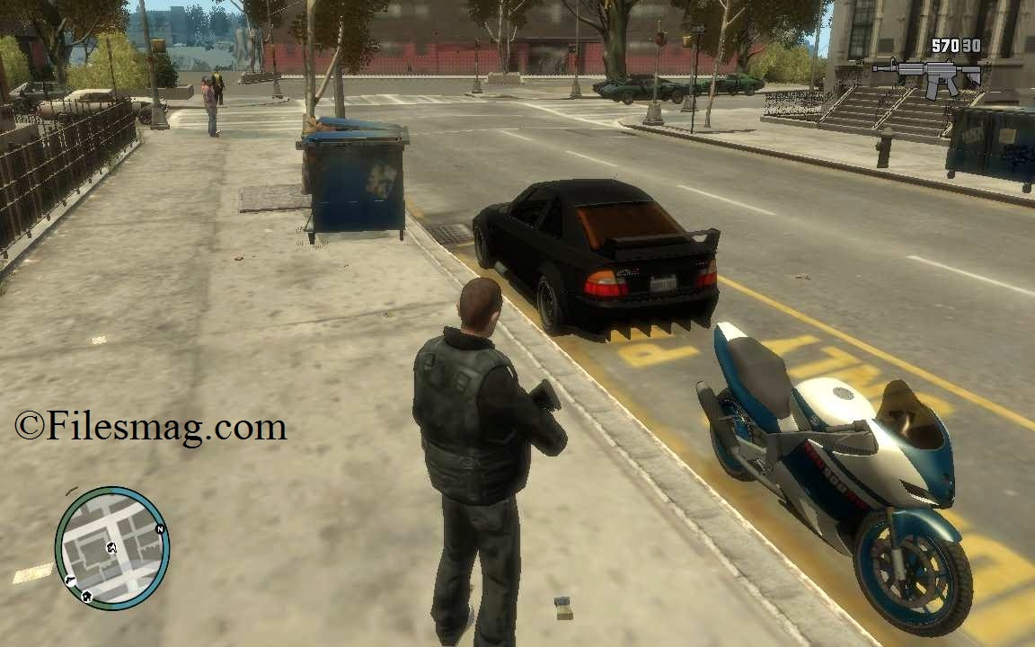 Download GTA 4 For PC Free