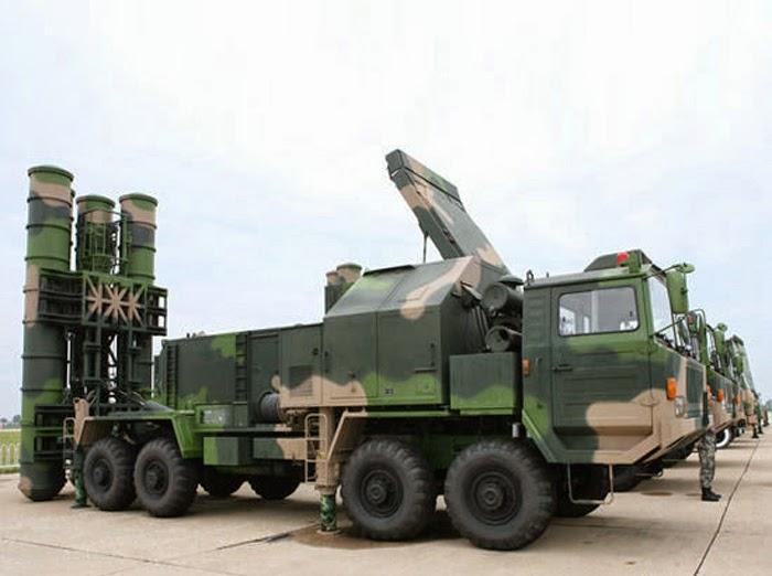 HQ-9 China
