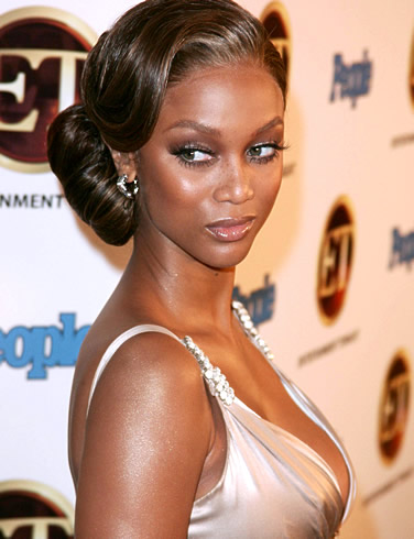 Celebrity Messy Updo Hairstyles