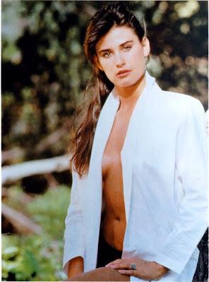 Demi Moore Hot
