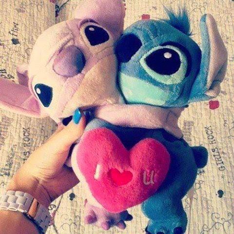 Sr y Sra Stitch