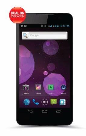 Review, Spesifikasi dan Update Harga Terbaru Smartfren Haier Maxx Smartphone Android