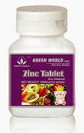 zinc tablet herbal untuk anak