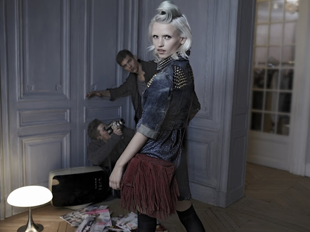 Bershka Fall-Winter 2012-2013 Campaign