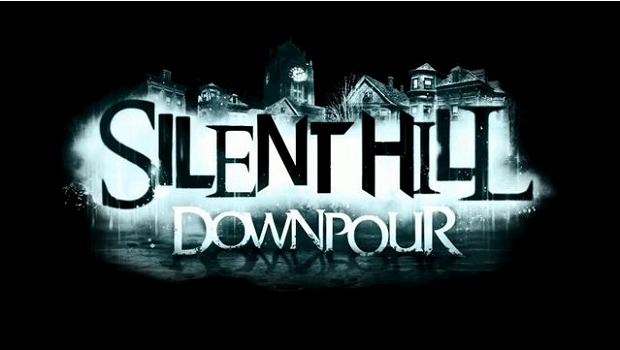 Logo Silent Hill Downpour