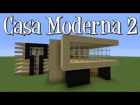 Minecraft e tibia fans for Casa moderna minecraft ita download