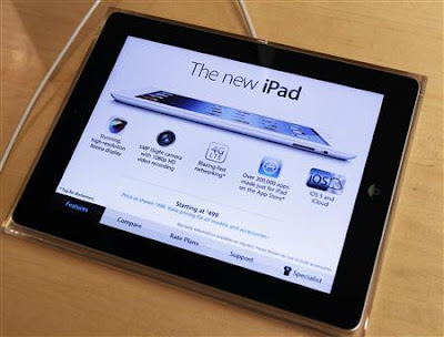 Bukti iPad Sudah digunakan anak anak di Indonesia Sejak Tahun 1940-an