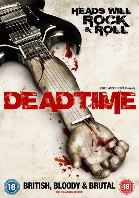 Inspire Magazine Online - UK Fashion, Beauty & Lifestyle blog | My B-list Horror Movies Challenge // Deadtime; Inspire Magazine; Inspire Magazine Online; Horror Movie challenge; Deadtime Review