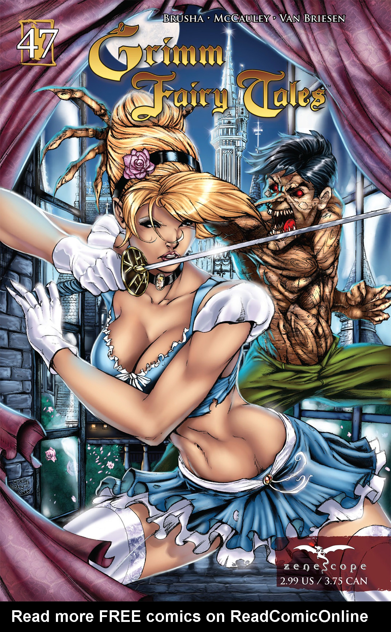 Grimm Fairy Tales (2005) Issue #47 #50 - English 1