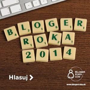 Bloger roka 2014