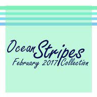 """Ocean Stripes"" Planner Pages"