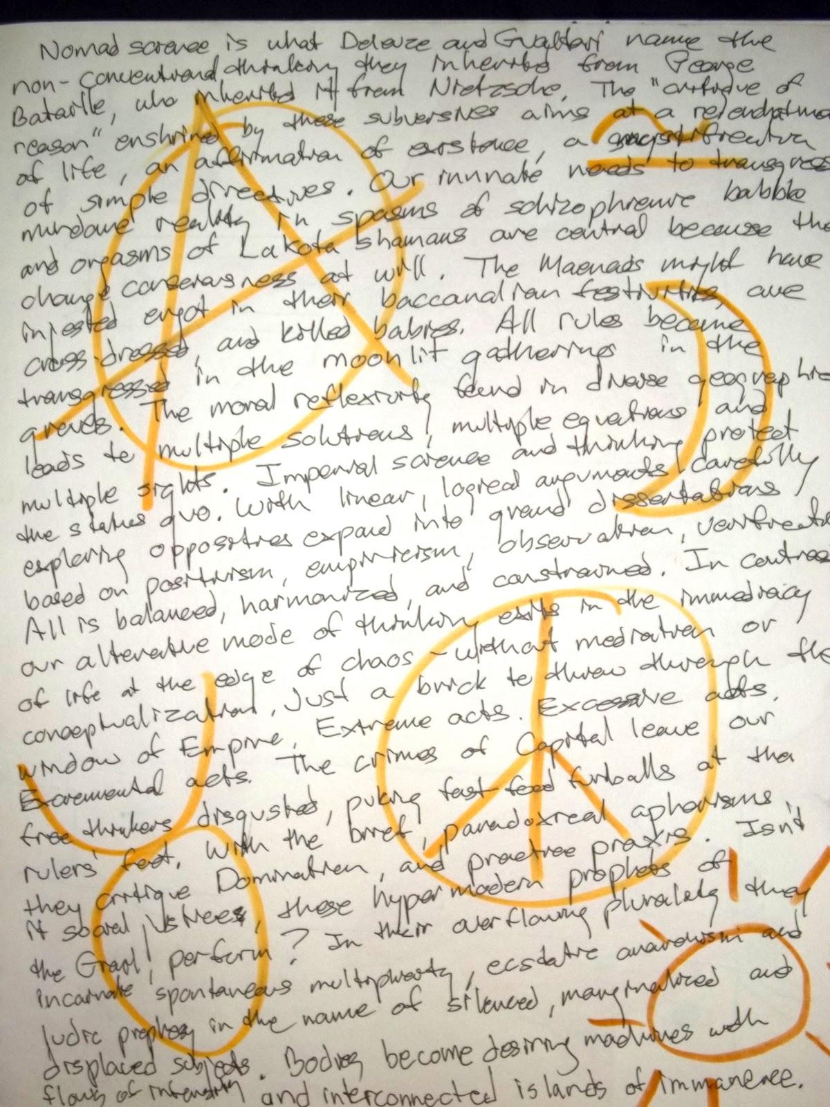 Ib tok essay 2005