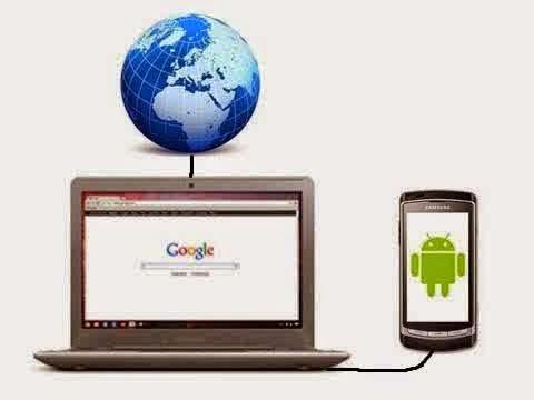 Cara Menjadikan Smartpone Android Jadi Modem|100% Work