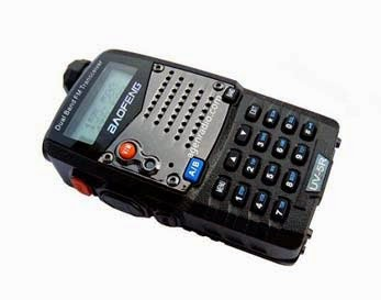Handy Talky Dual Band Baofeng UV-5RA