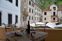 Restoran No. 1 u Kotoru / Crna Gora