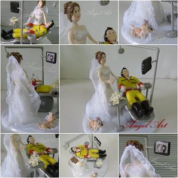 Noiva Dentista e Noivo CentroVias