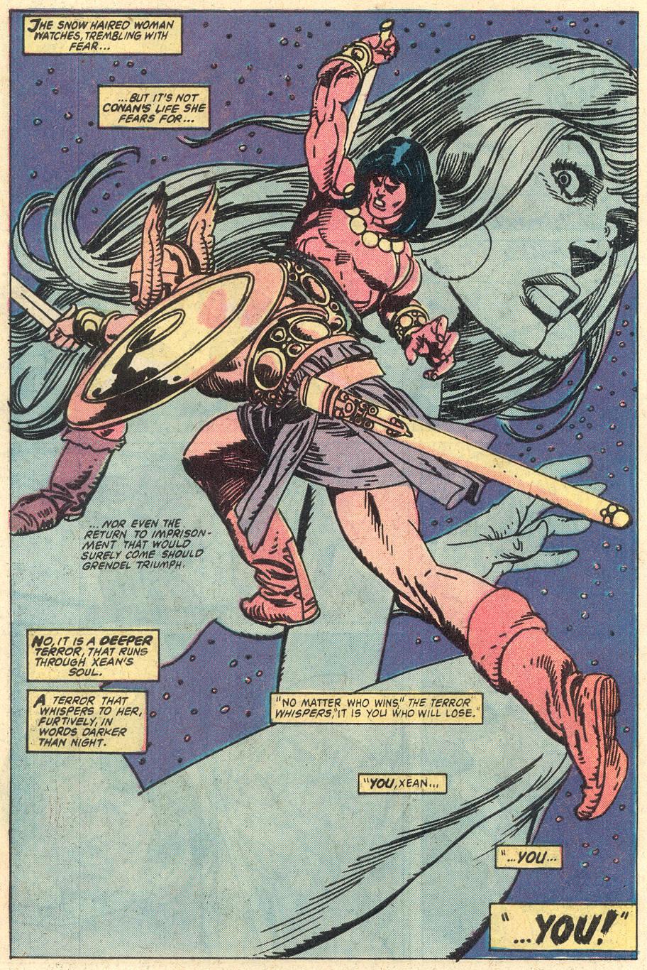 Conan the Barbarian (1970) Issue #127 #139 - English 18