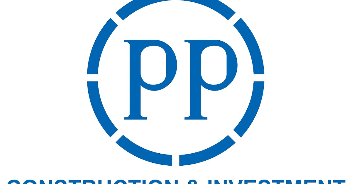 website dan logo kontraktor pp