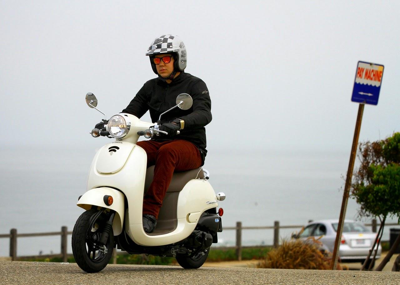Honda Metropolitan New Scooter Images