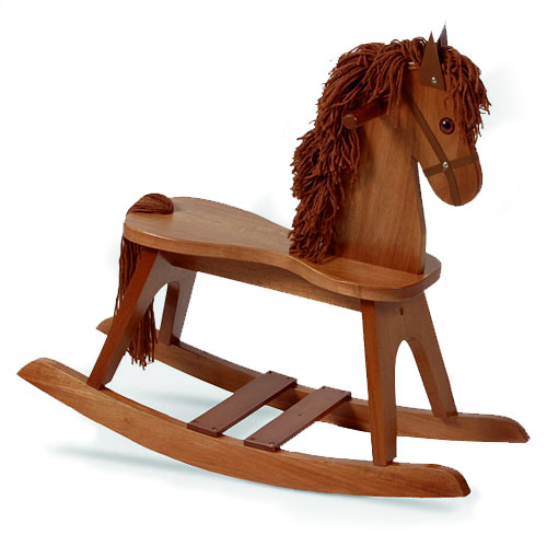 Know more wooden rocking horse plans made project by wood