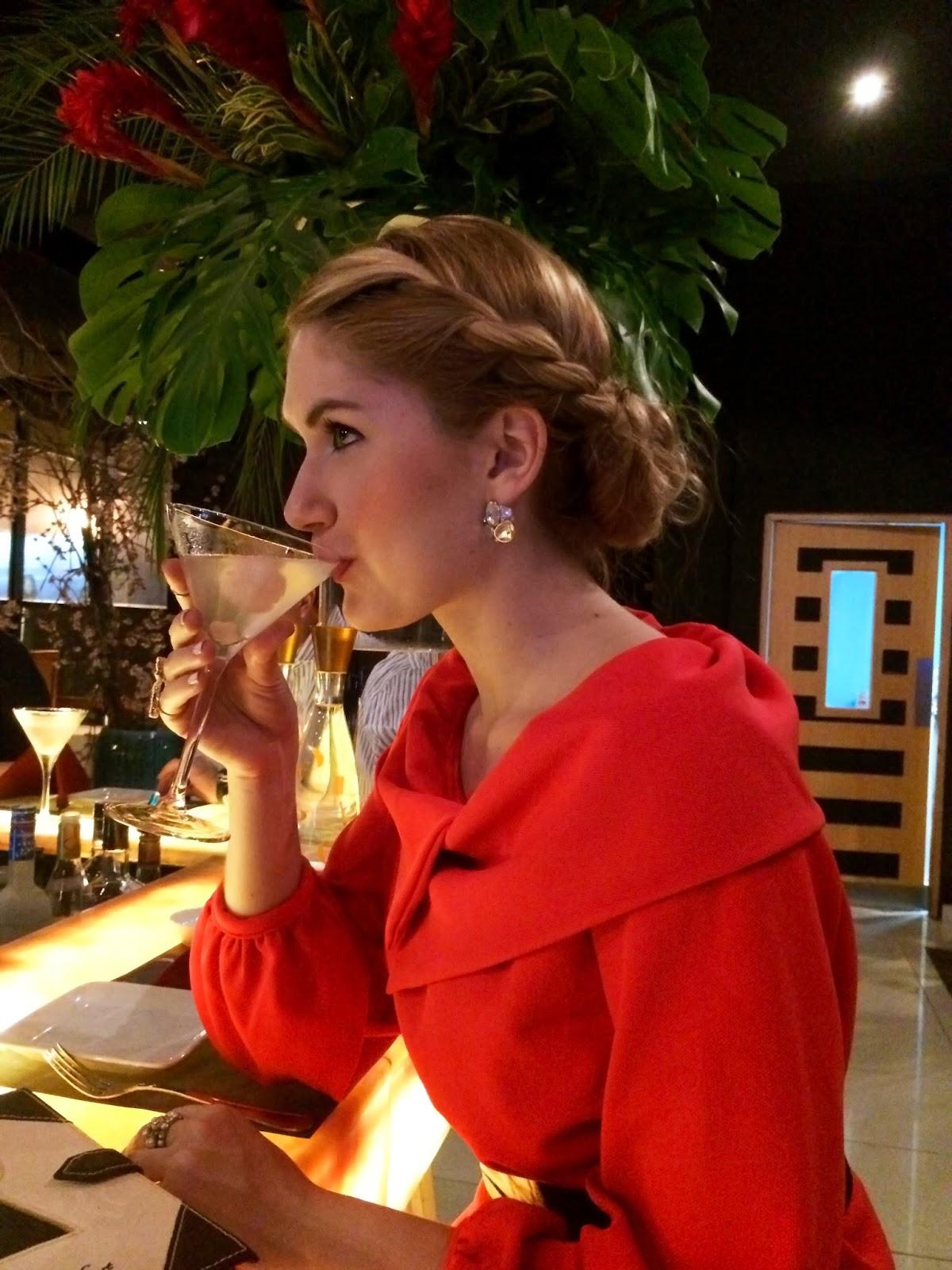 panama restaurantes, panama sake, sake restaurante, panama bar, panama tourism, panama restaurant, lychee martini, martini