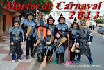 MARTES DE CARNAVAL 2013