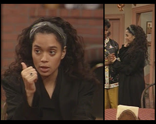 Cosby Show Denise Huxtable Lisa Bonet