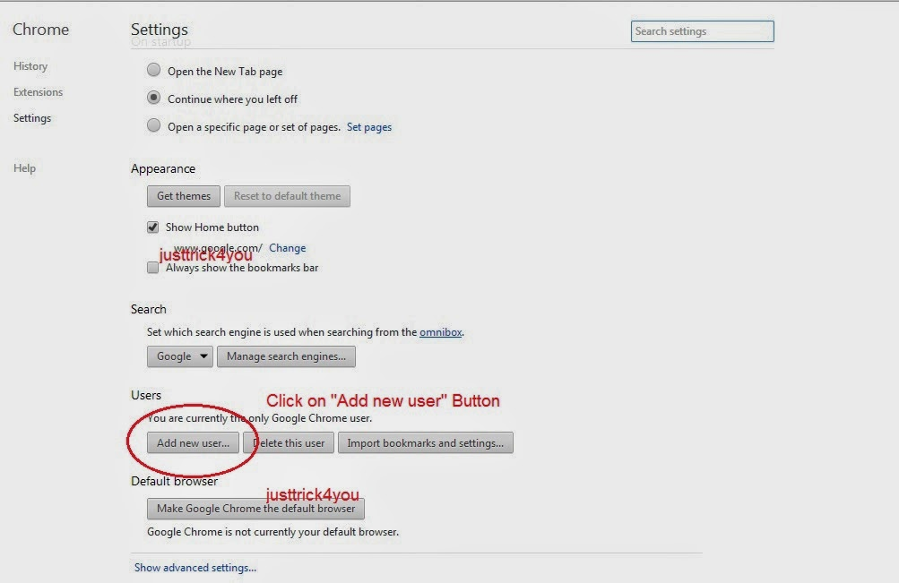 how to open chrome browser in eclipse
