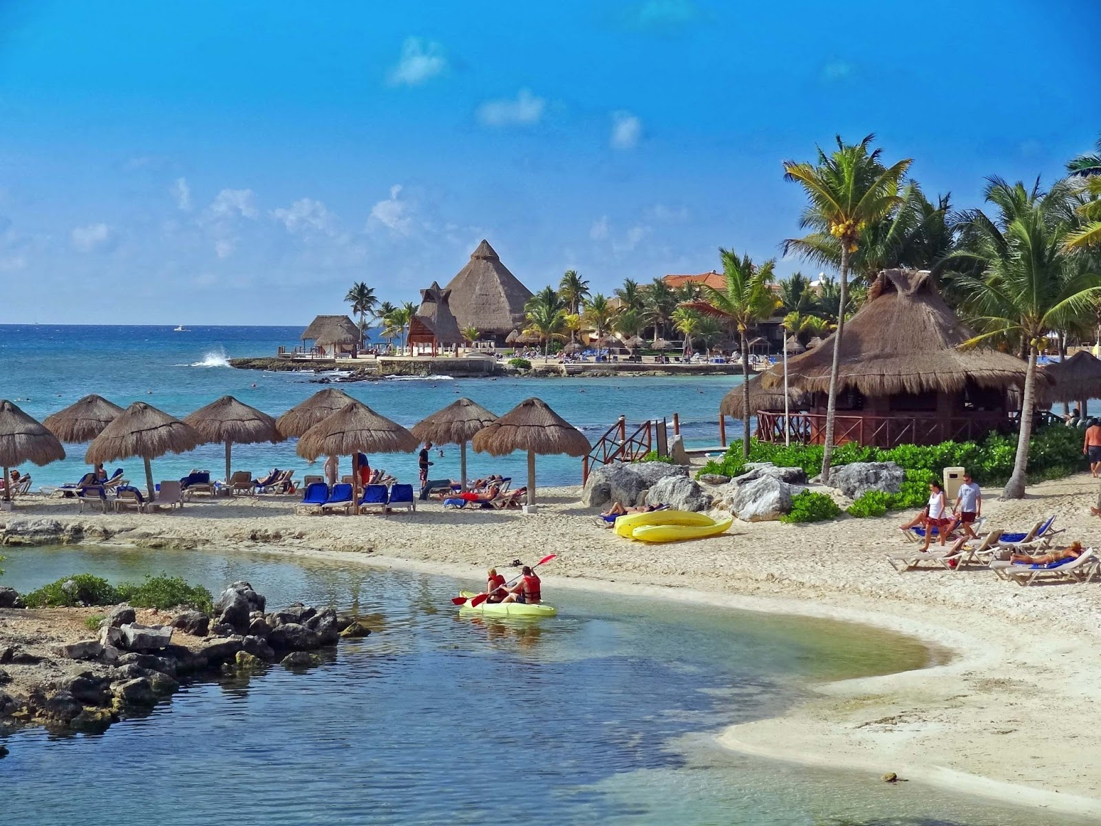 Hotel Dreams Riviera Cancun Resort