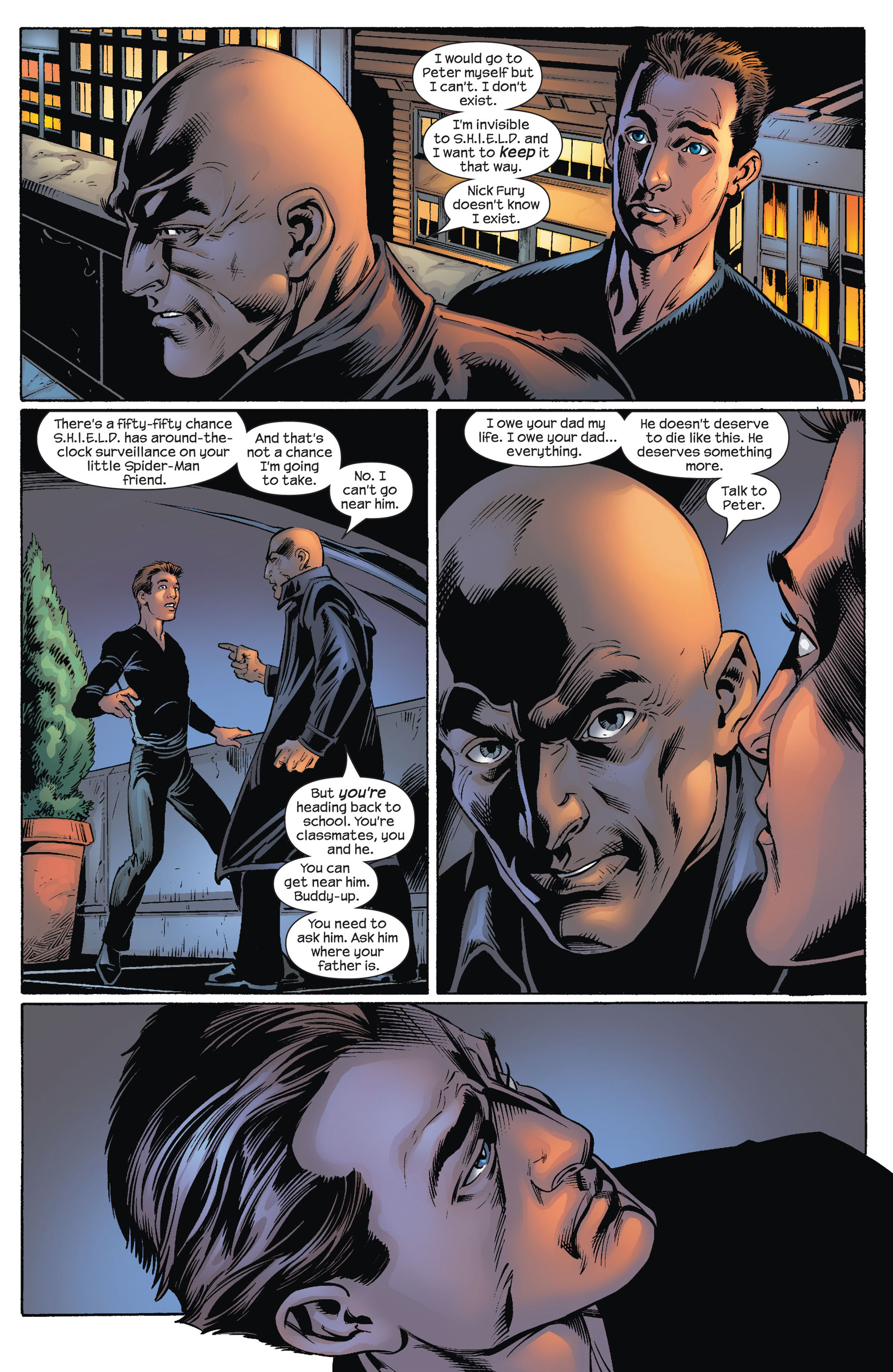 Ultimate Spider-Man (2000) Issue #75 #79 - English 9