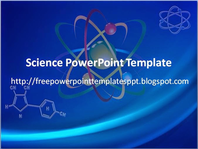 free science powerpoint templates download presentation