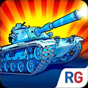 Boom! Tanks v1.0.33 Trucos (Dinero Infinito)