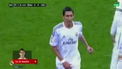 REAL MADRID SPANISH FOOTBALL 2014