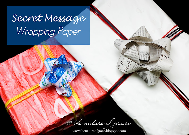 The Nature Of Grace Father 39 S Day Secret Message Gift
