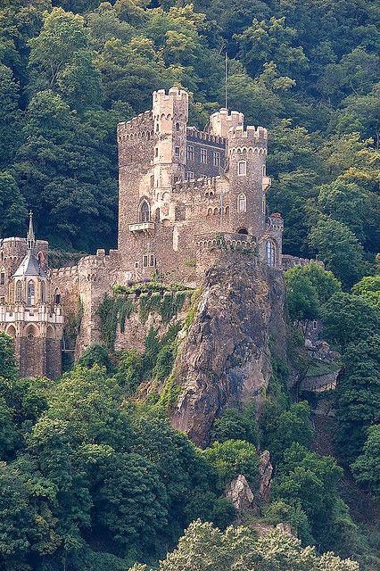 Assmannshausen Castle Hesse, Germany