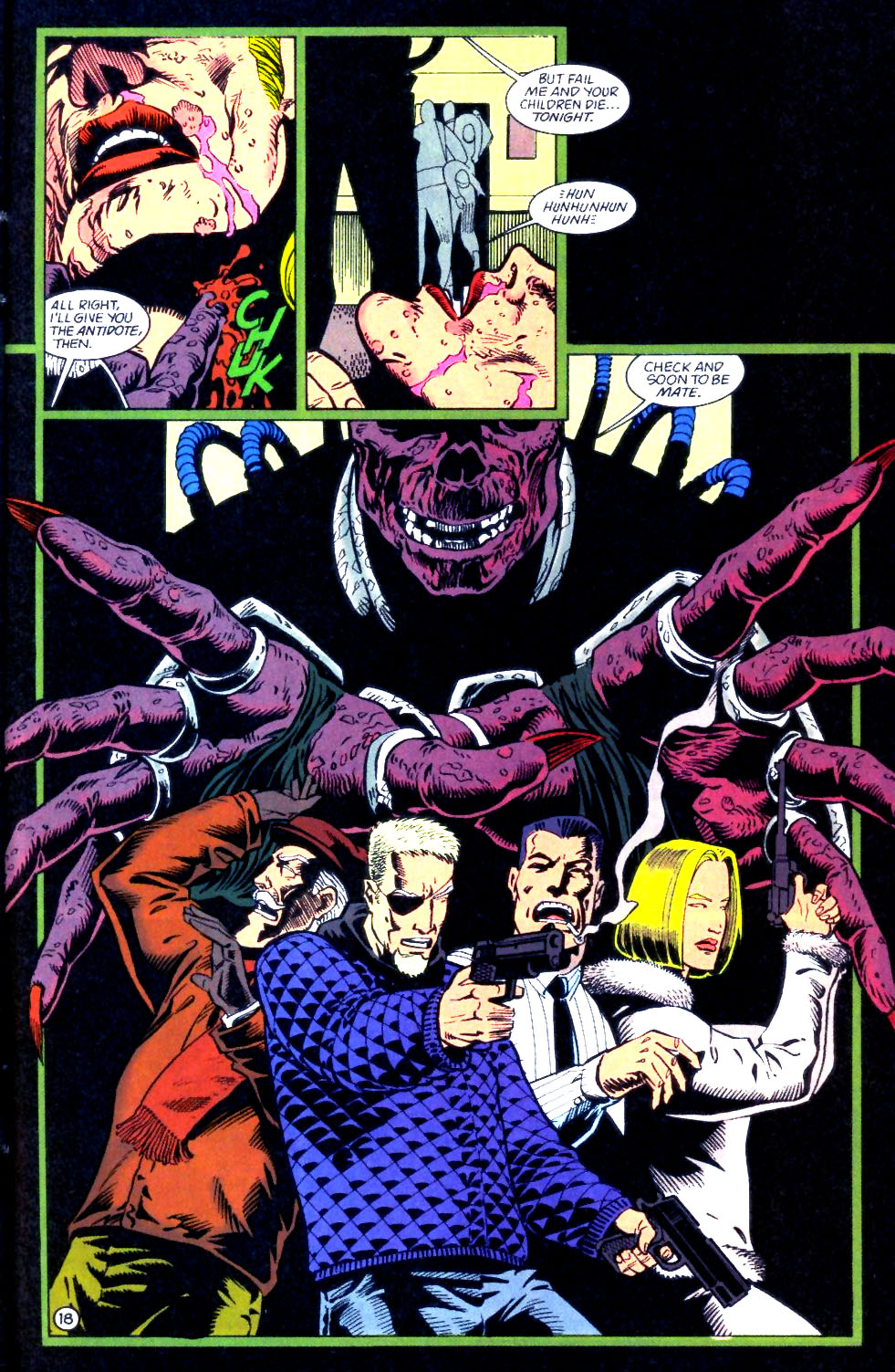 Deathstroke (1991) Issue #56 #61 - English 19