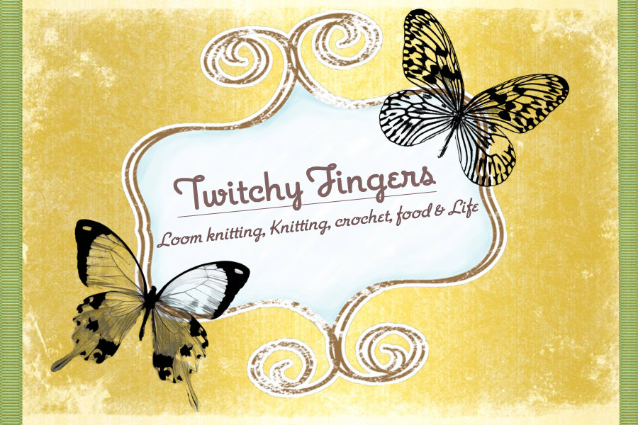 Twitchy Fingers