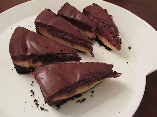 Peanut Butter and Chocolate Mousse Cheesecake - Close To Home