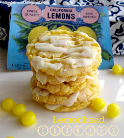 Lemonhead Cookies