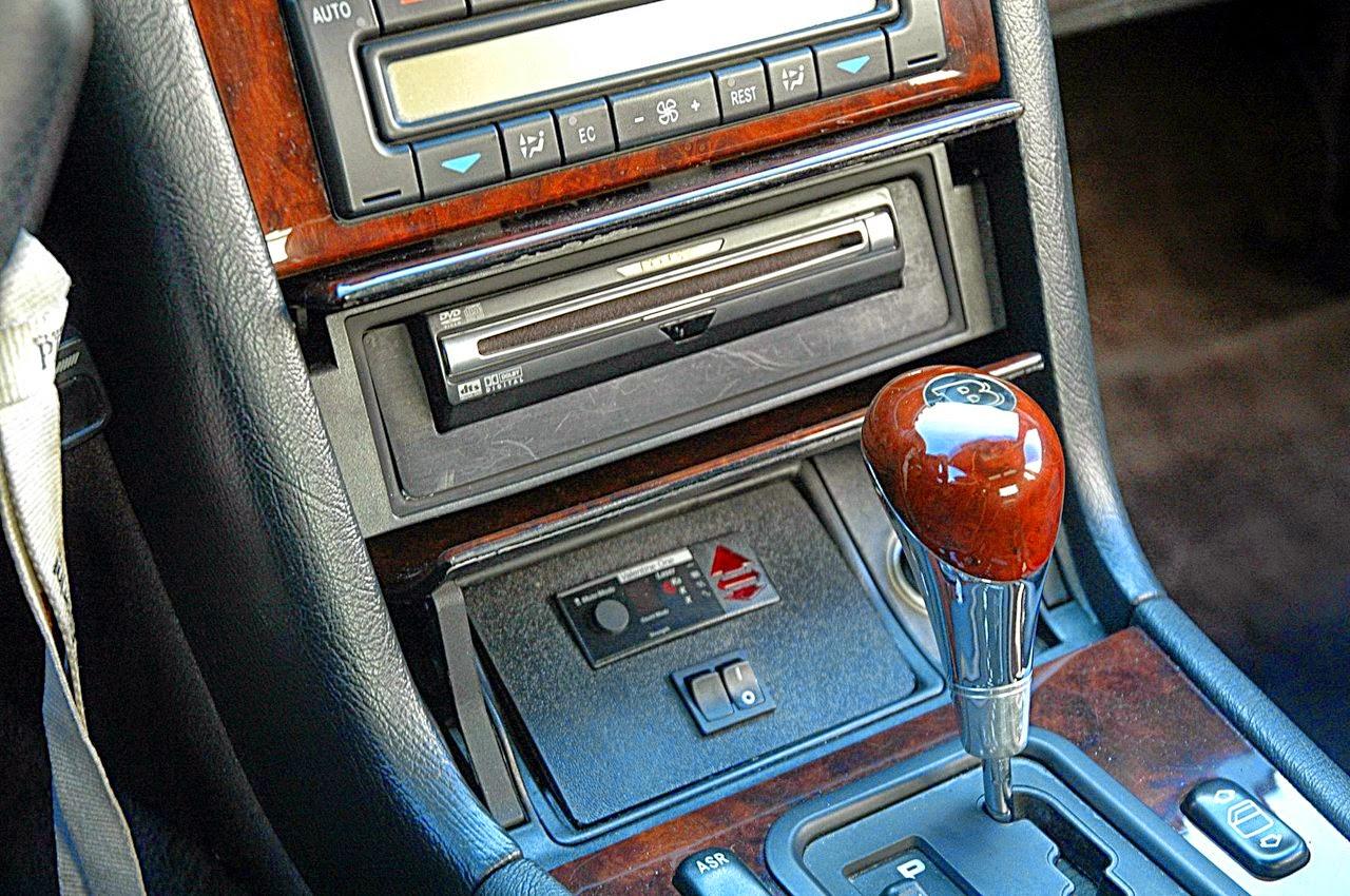 w210 automatic