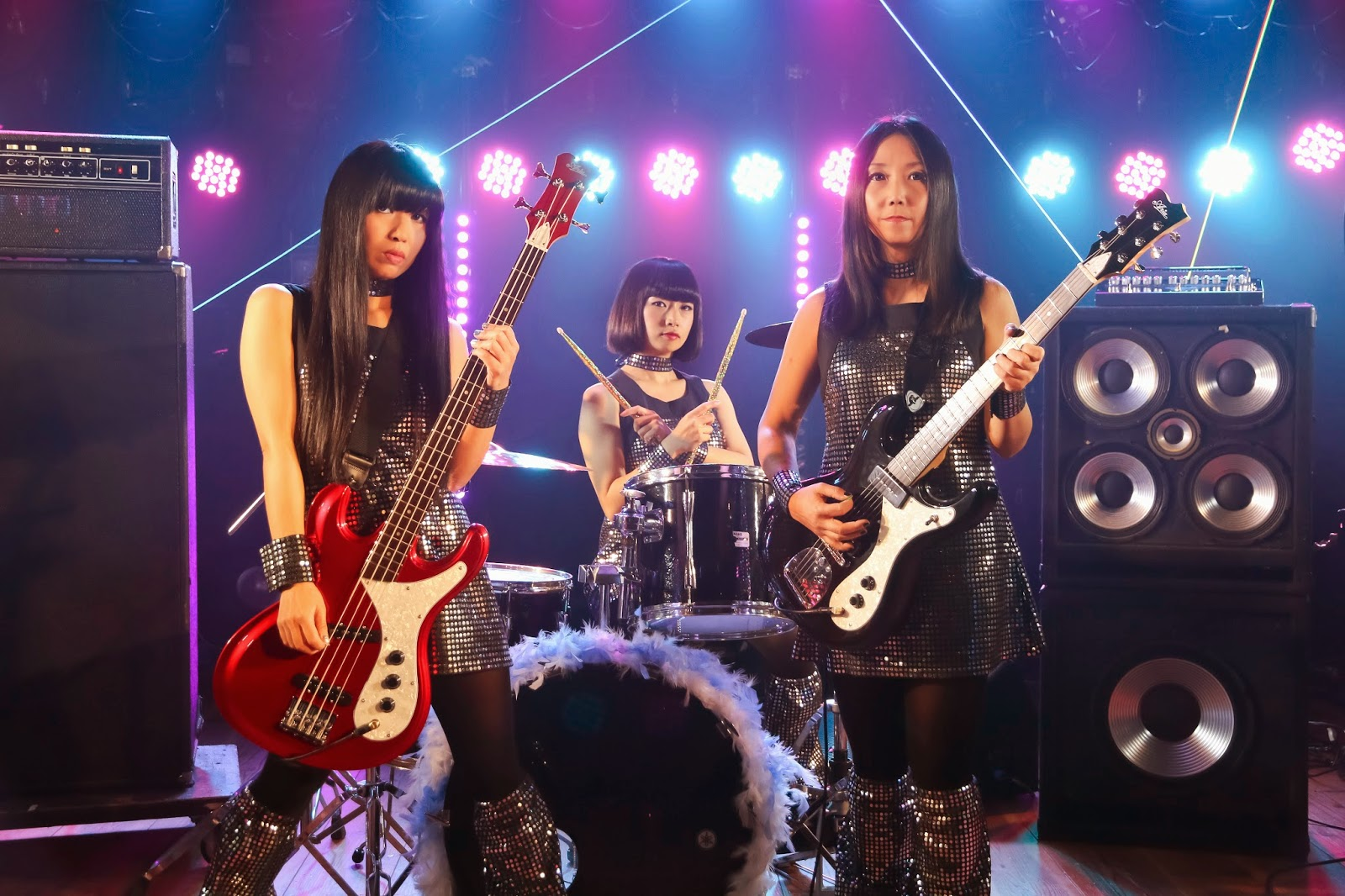 Interview: Shonen Knife North American Tour 2014!