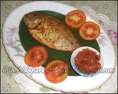 Olahan Ikan Air Tawar, Olahan Ikan Mujair, Resep Ikan Kukus, Resep Ikan Goreng, Sajian Praktis Buka Puasa Dan Sahur