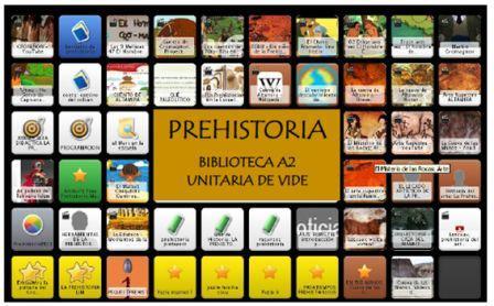 RECURSOS PREHISTORIA