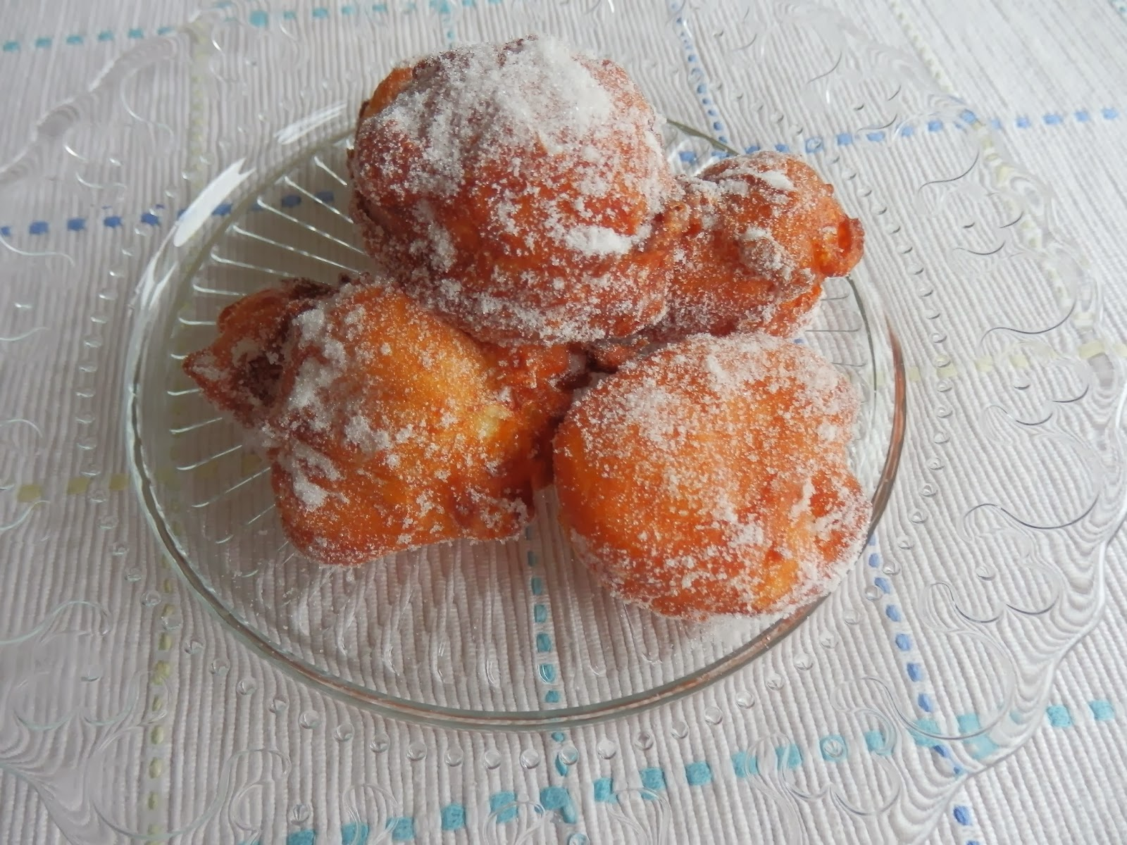 Carnival Doughnuts